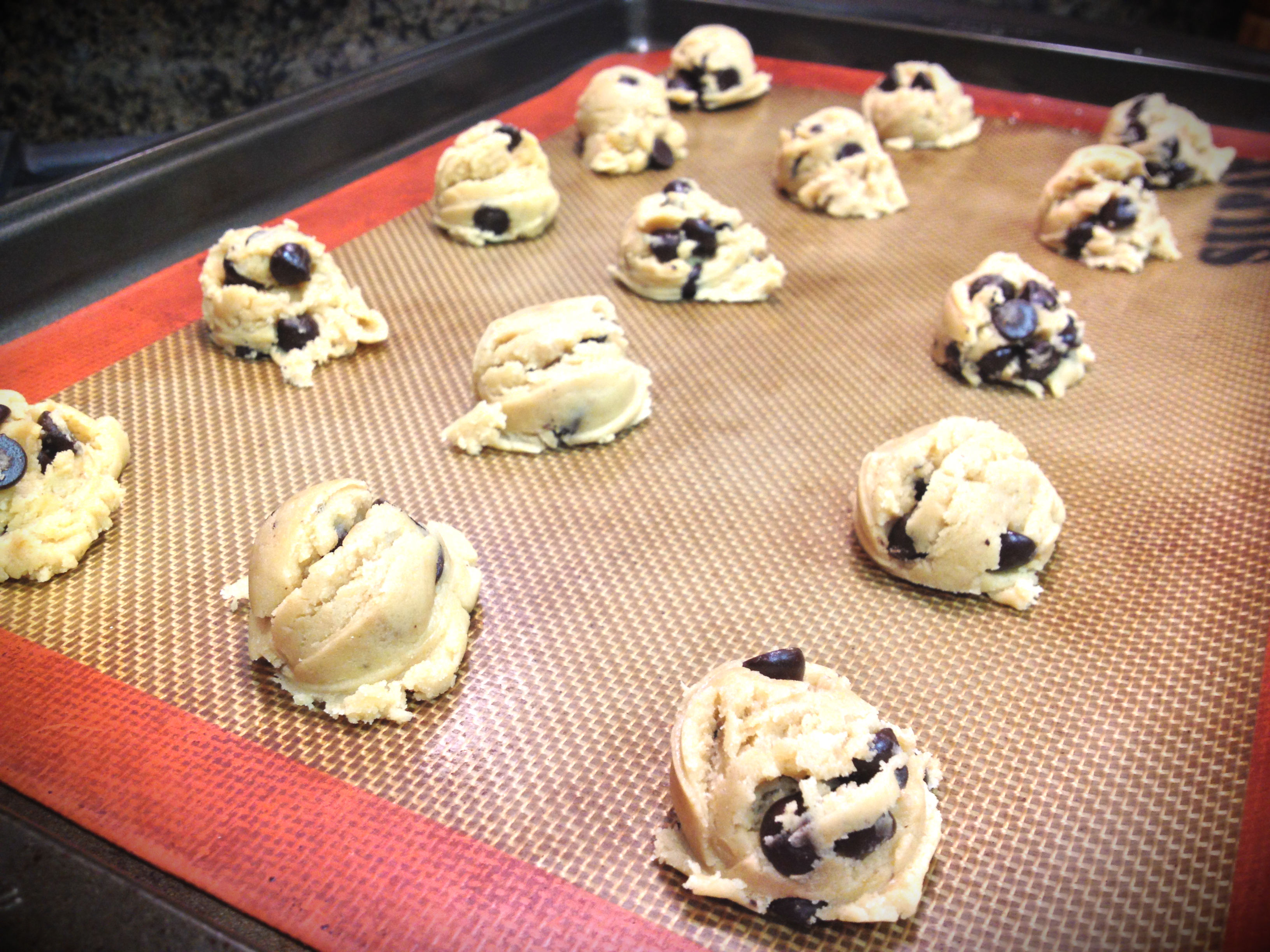 choc chip cookies 10