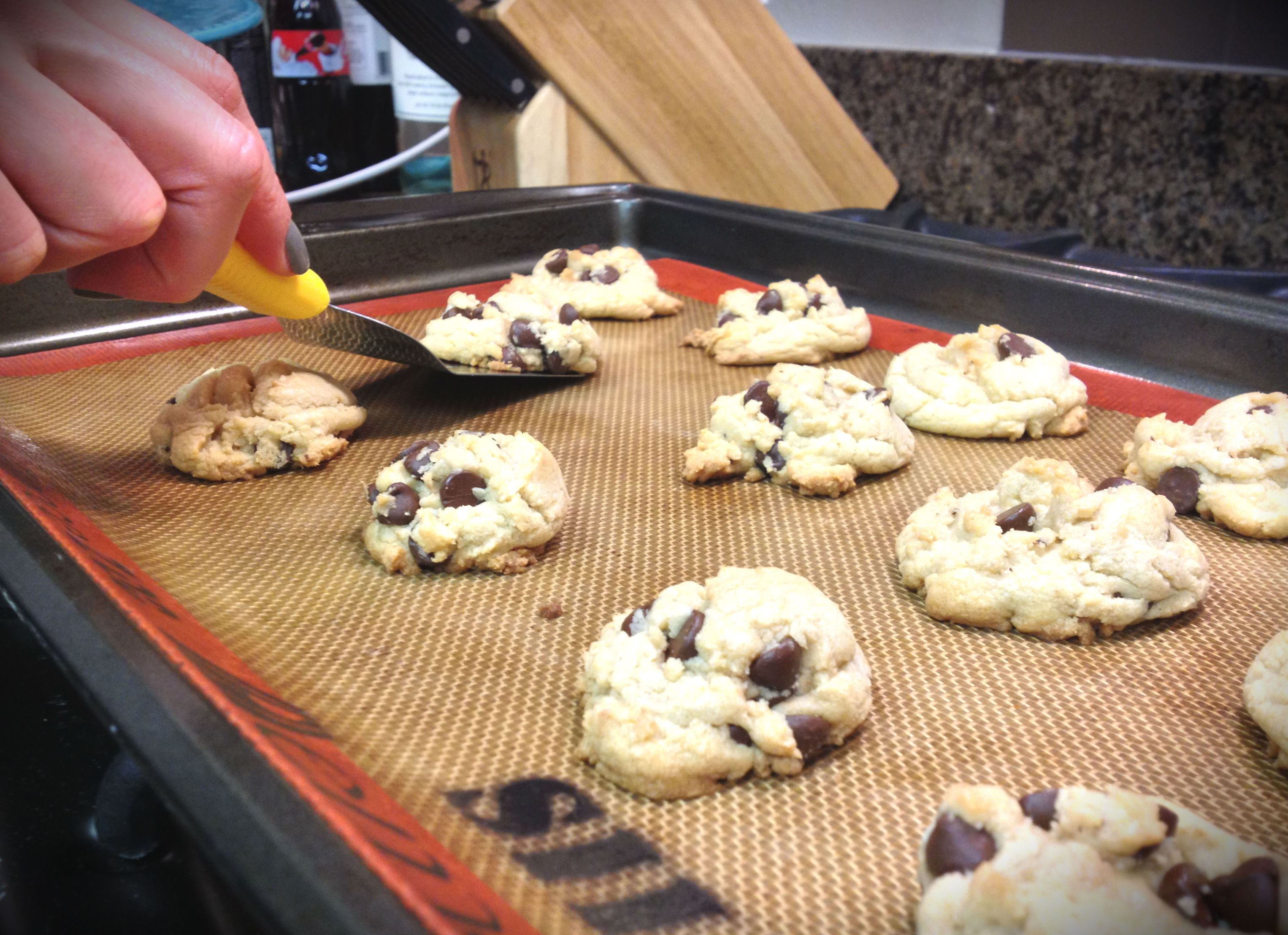 choc chip cookies 9