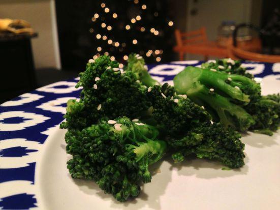 Sesame Seed Broccoli 2