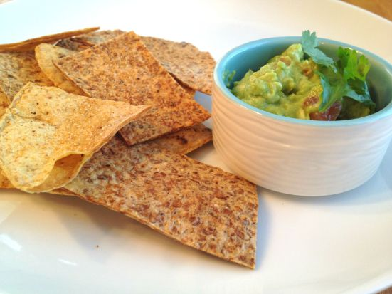 Baked Chips and Guac 2