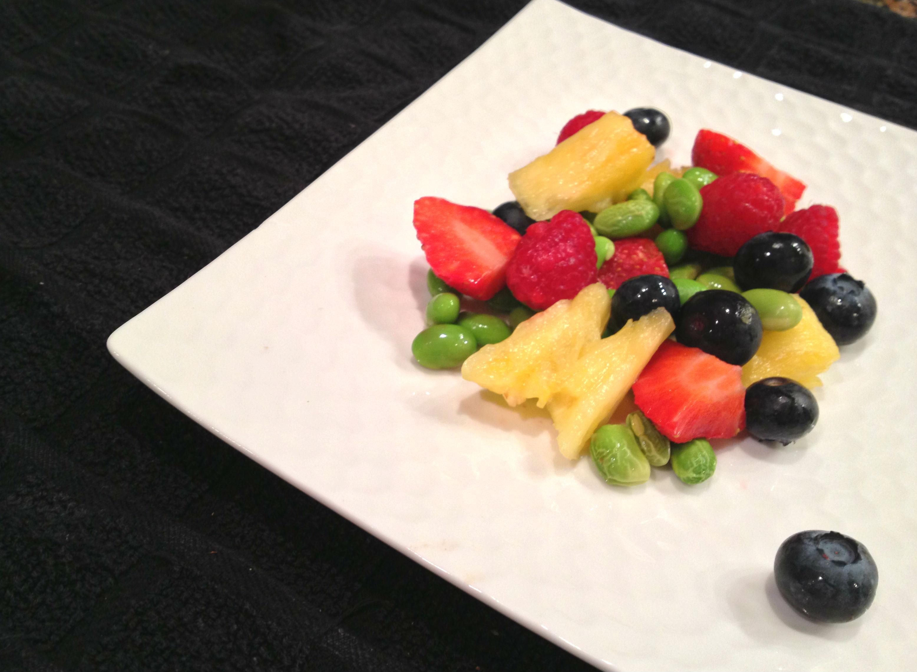 fruit edamame