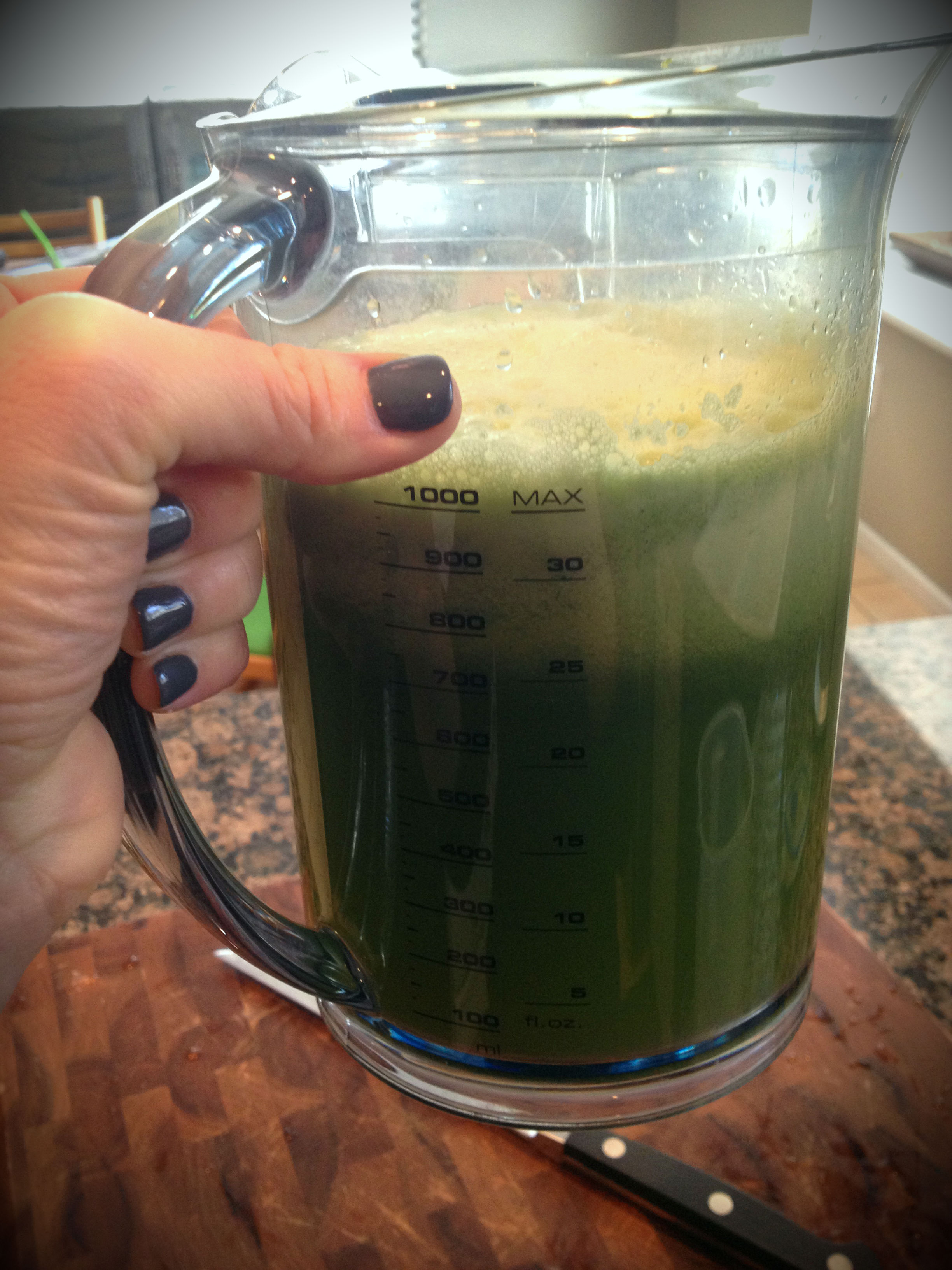 Green Detox Juice 1