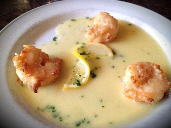 shrimp p
